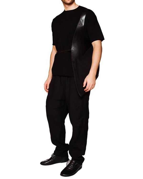 мужская брюки Isabel Benenato, сезон: лето 2016. Купить за 41800 руб. | Фото 3