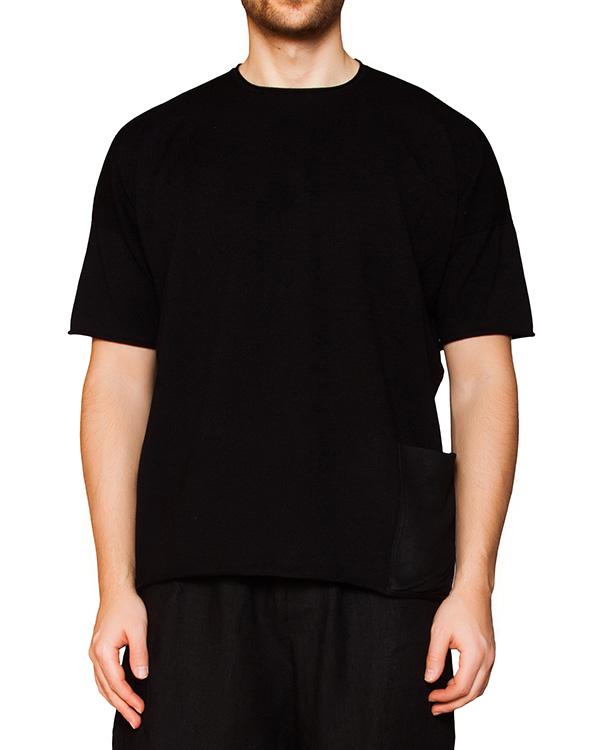 мужская футболка Isabel Benenato, сезон: лето 2016. Купить за 30600 руб. | Фото 1