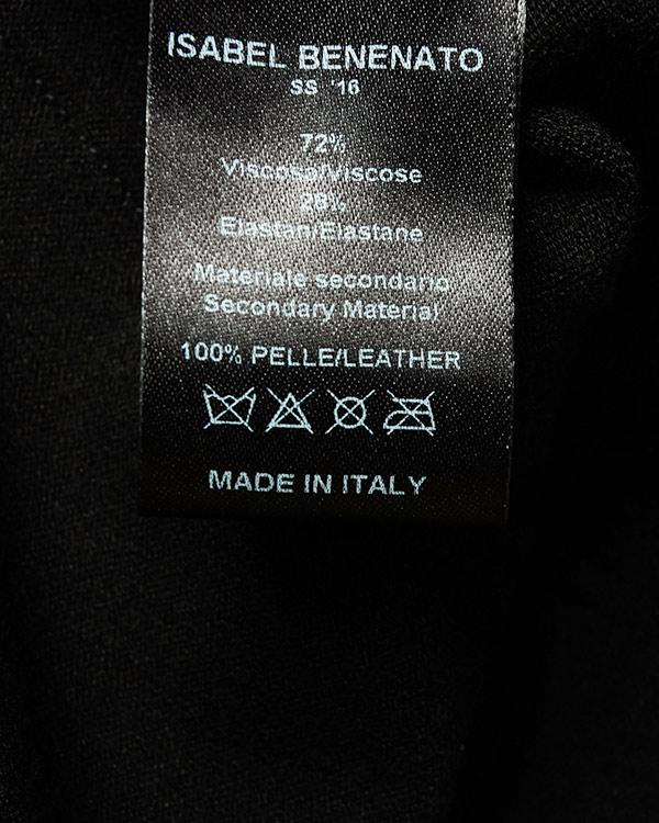 мужская футболка Isabel Benenato, сезон: лето 2016. Купить за 30600 руб. | Фото 5