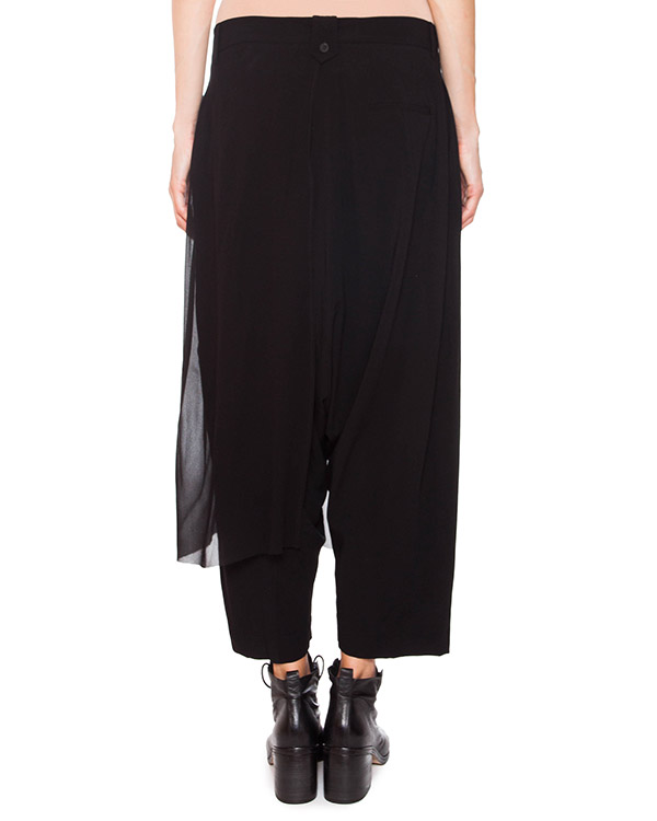 женская брюки Isabel Benenato, сезон: лето 2015. Купить за 39400 руб. | Фото 2
