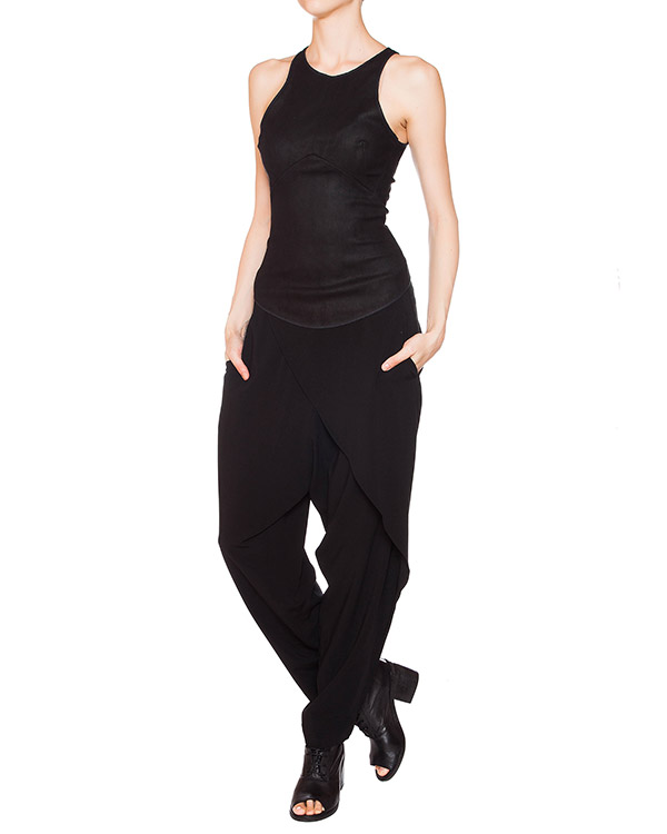 женская брюки Isabel Benenato, сезон: лето 2015. Купить за 25000 руб. | Фото 3