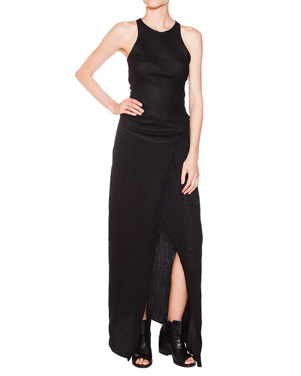 женская юбка Isabel Benenato, сезон: лето 2015. Купить за 23200 руб. | Фото 3
