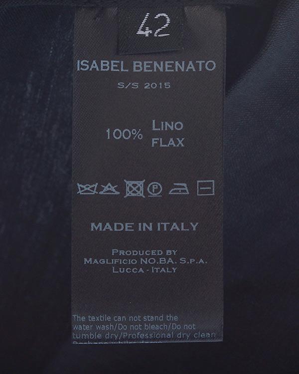 женская юбка Isabel Benenato, сезон: лето 2015. Купить за 23200 руб. | Фото 5