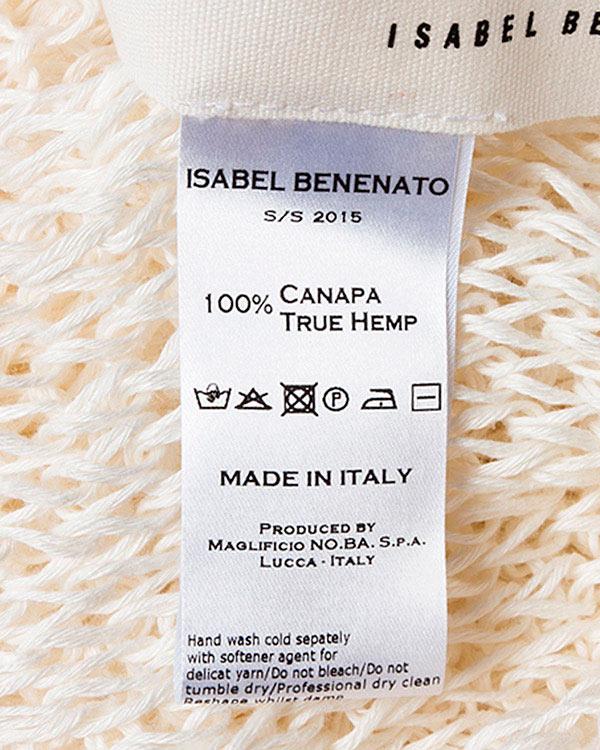 аксессуары шарф Isabel Benenato, сезон: лето 2015. Купить за 8500 руб. | Фото 3