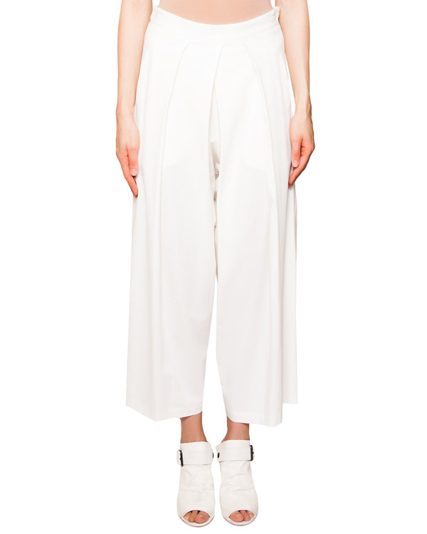 женская брюки Isabel Benenato, сезон: лето 2016. Купить за 32100 руб. | Фото 1