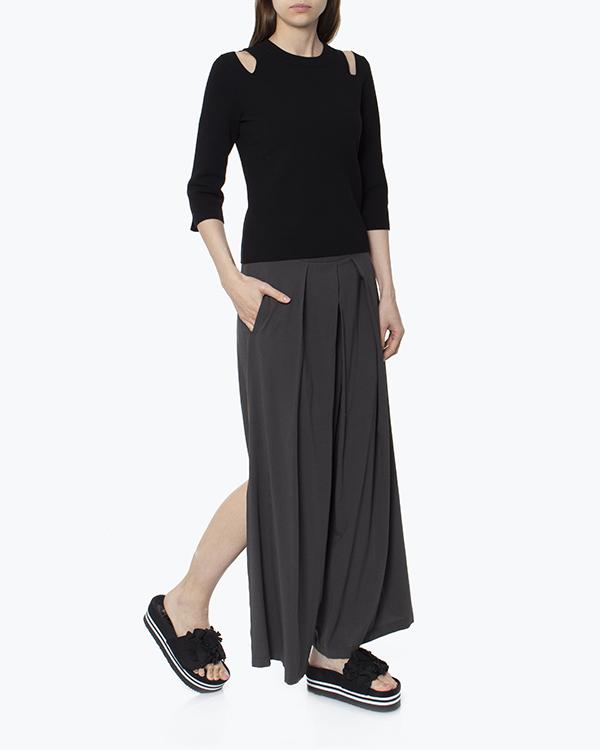 женская брюки Isabel Benenato, сезон: лето 2016. Купить за 22500 руб. | Фото 2
