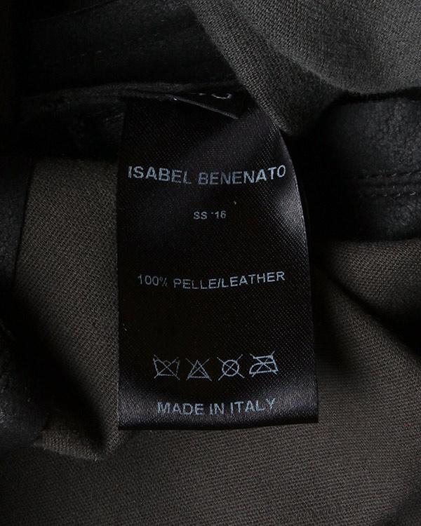 женская юбка Isabel Benenato, сезон: лето 2016. Купить за 46400 руб. | Фото $i