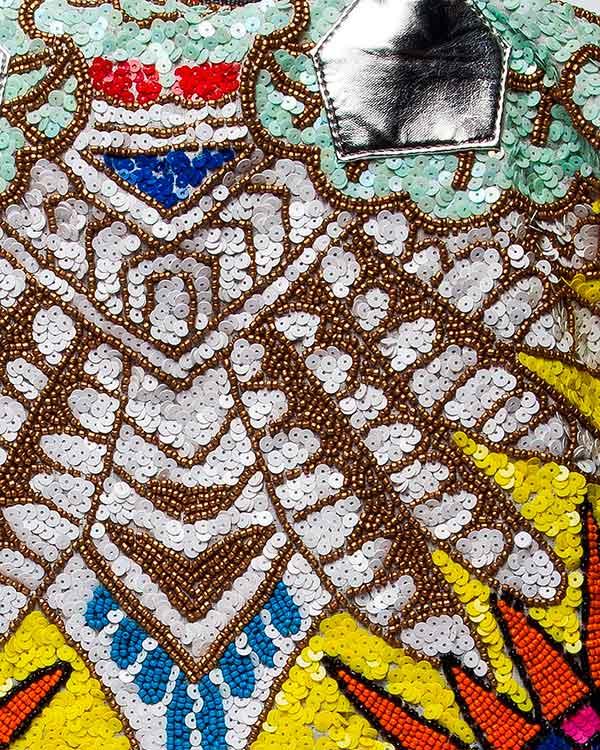 аксессуары сумка Essentiel, сезон: лето 2015. Купить за 7400 руб. | Фото 4