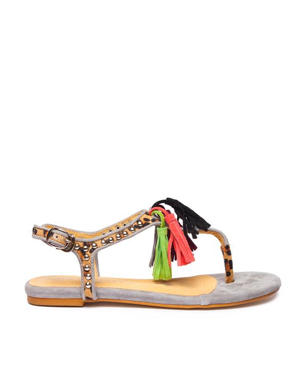 женская сандалии Essentiel, сезон: лето 2015. Купить за 5000 руб. | Фото 1