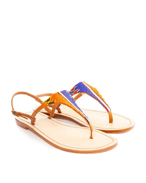 женская сандалии P.A.R.O.S.H., сезон: лето 2014. Купить за 5000 руб. | Фото 2