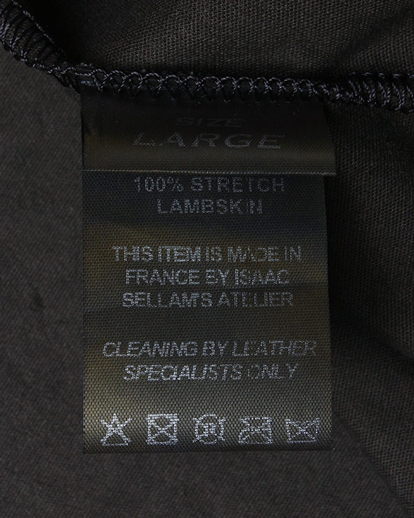 мужская рубашка Isaac Sellam, сезон: зима 2015/16. Купить за 84500 руб. | Фото 5