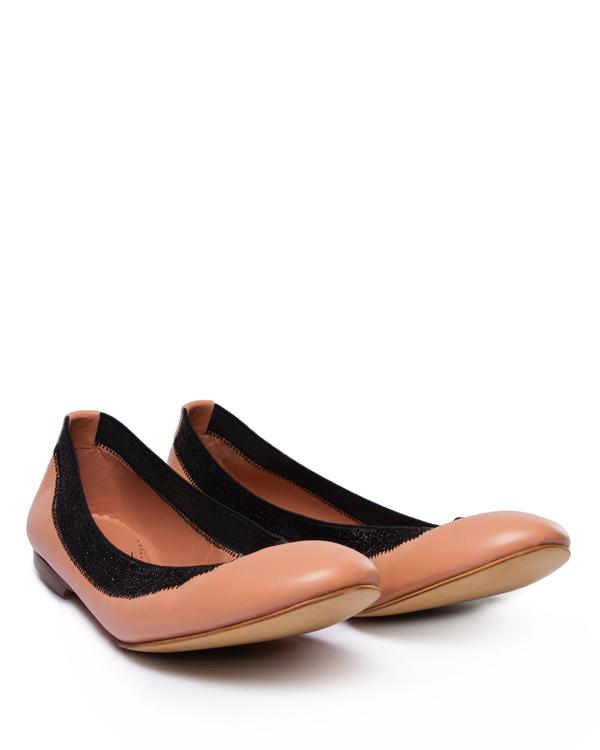 женская балетки Valentino Red, сезон: лето 2015. Купить за 8800 руб. | Фото 2