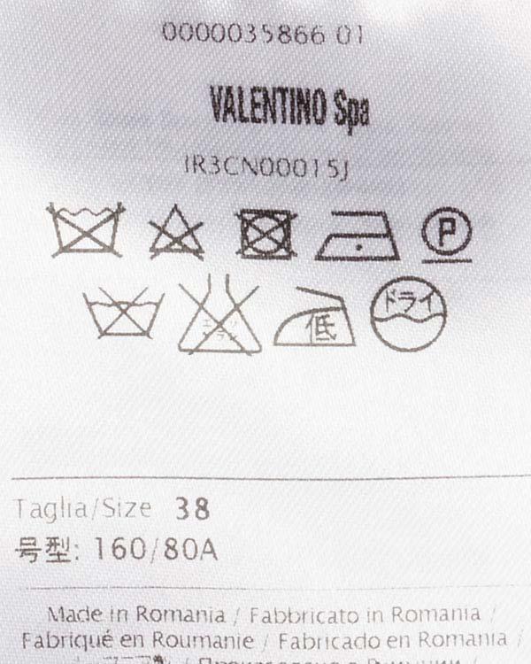 женская пуховик Valentino Red, сезон: лето 2015. Купить за 22200 руб. | Фото 5