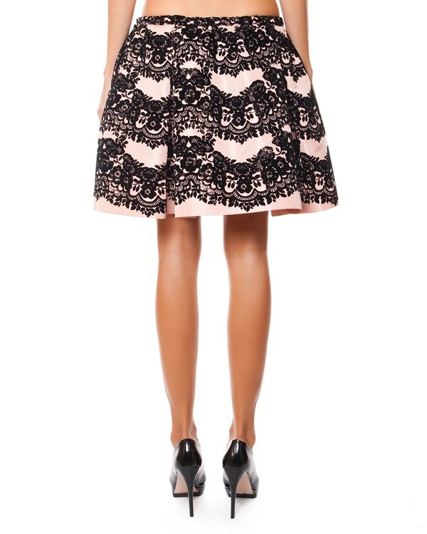 женская юбка Valentino Red, сезон: лето 2015. Купить за 20000 руб. | Фото 2
