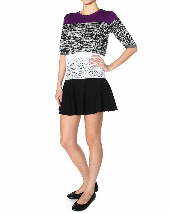 женская юбка Valentino Red, сезон: лето 2015. Купить за 7800 руб. | Фото 3