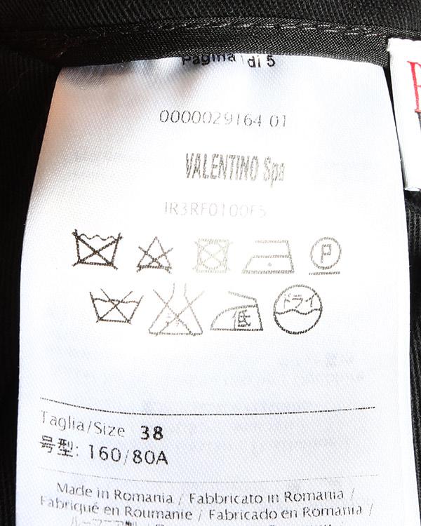 женская шорты Valentino Red, сезон: лето 2015. Купить за 5800 руб. | Фото 5