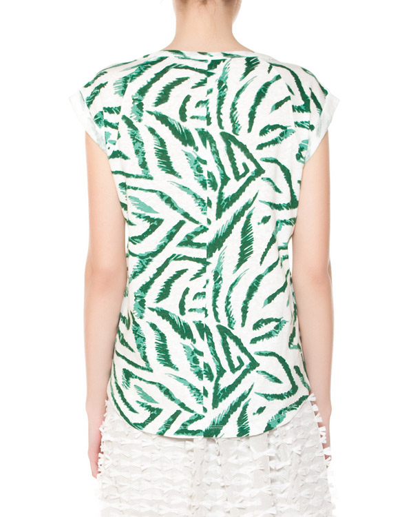 женская футболка Essentiel, сезон: лето 2015. Купить за 4900 руб. | Фото 2