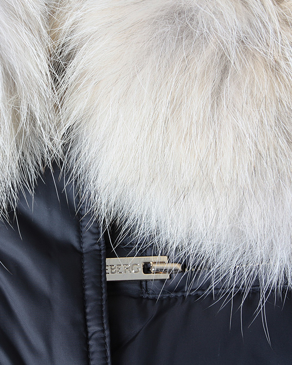 женская пуховик ICEBERG, сезон: зима 2012/13. Купить за 20100 руб. | Фото 4