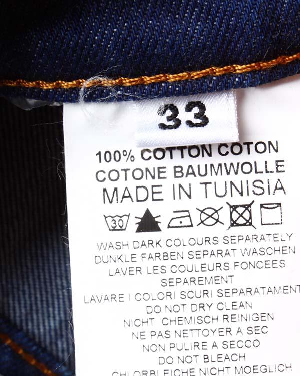 мужская джинсы Brian Dales, сезон: зима 2013/14. Купить за 3700 руб.   Фото 5