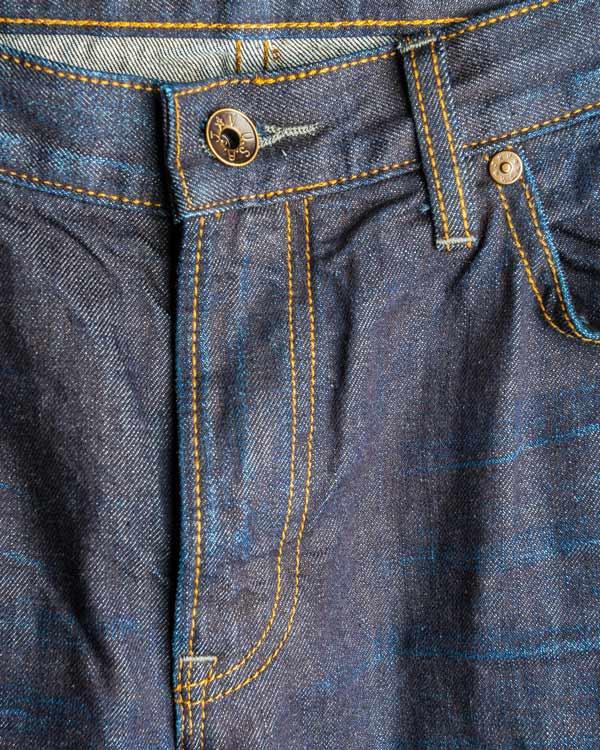 мужская джинсы JOHN VARVATOS, сезон: лето 2014. Купить за 7300 руб. | Фото 4