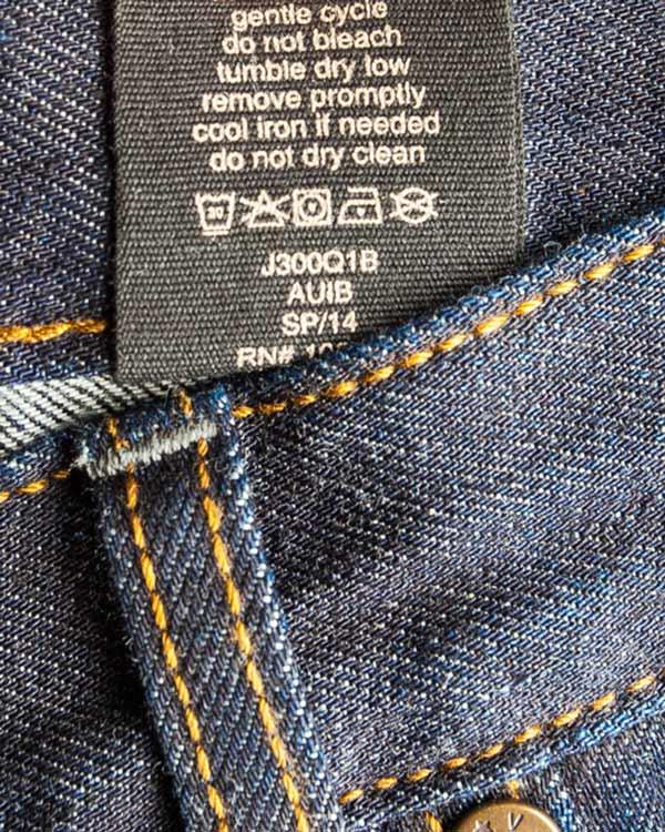 мужская джинсы JOHN VARVATOS, сезон: лето 2014. Купить за 7300 руб. | Фото 5