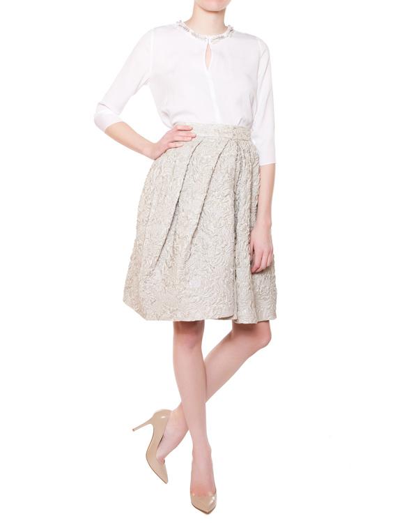 женская юбка Dice Kayek, сезон: лето 2015. Купить за 40700 руб. | Фото 3