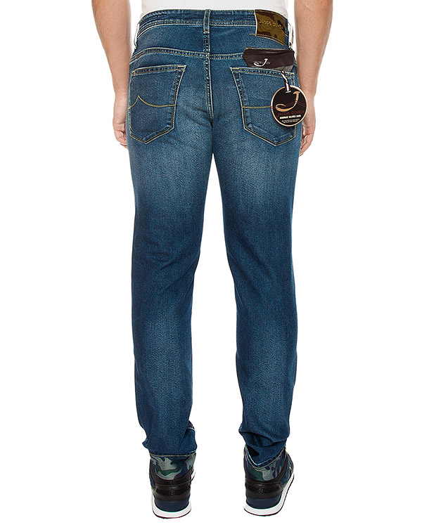 мужская джинсы Jacob Cohen, сезон: зима 2016/17. Купить за 27200 руб. | Фото $i