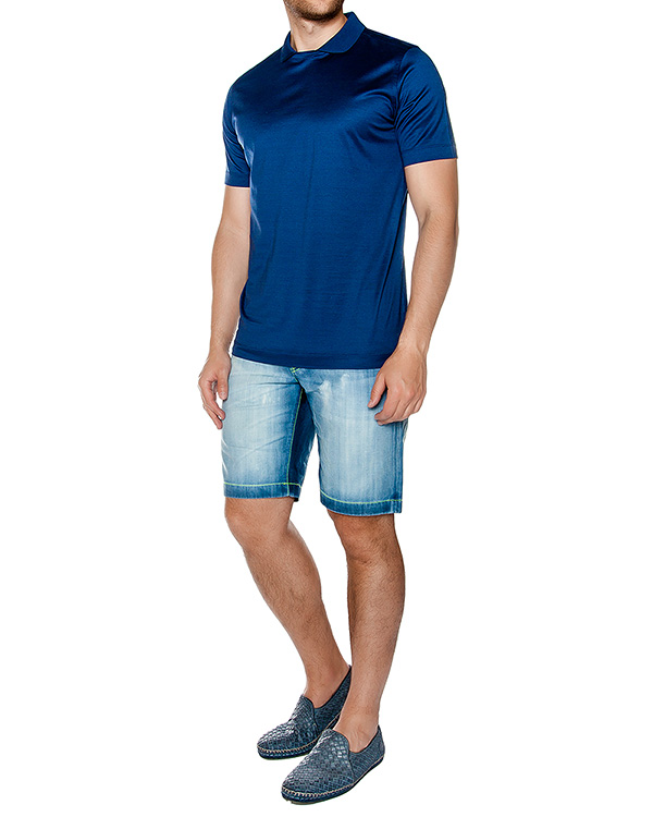 мужская шорты Jacob Cohen, сезон: лето 2016. Купить за 13300 руб. | Фото $i