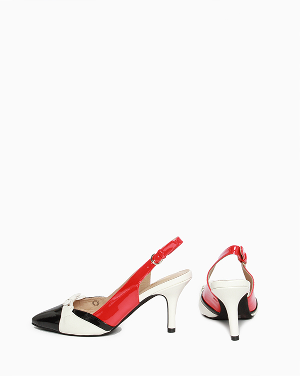 женская туфли MOSCHINO LOVE, сезон: лето 2013. Купить за 4700 руб. | Фото 3