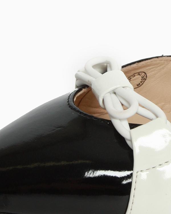 женская туфли MOSCHINO LOVE, сезон: лето 2013. Купить за 4700 руб. | Фото 4