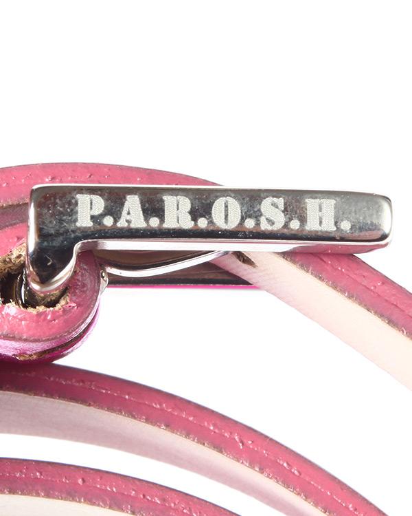 аксессуары ремень P.A.R.O.S.H., сезон: зима 2014/15. Купить за 2600 руб. | Фото 2