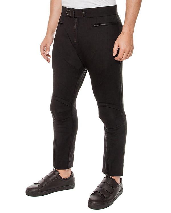 брюки из плотной шерсти артикул JC6821P165 марки Juun.J купить за 26300 руб.