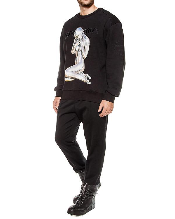 мужская брюки Juun.J, сезон: зима 2016/17. Купить за 35700 руб. | Фото 3
