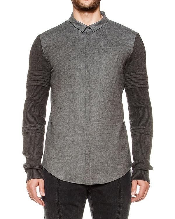 мужская рубашка Juun.J, сезон: зима 2016/17. Купить за 18900 руб. | Фото 1