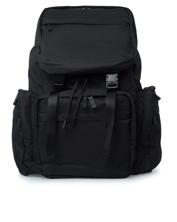 рюкзак из плотного материала с несколькими отделами артикул JC78D4P015 марки Juun.J купить за 32400 руб.