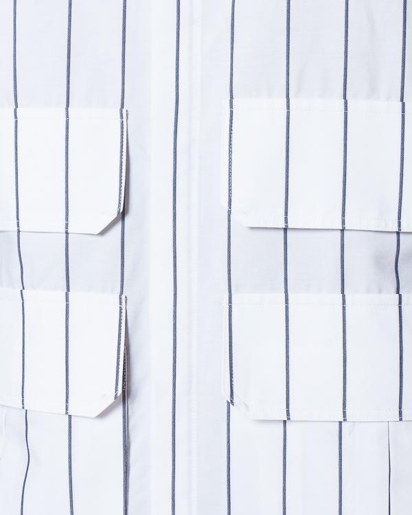 мужская рубашка Juun.J, сезон: зима 2017/18. Купить за 28800 руб. | Фото $i