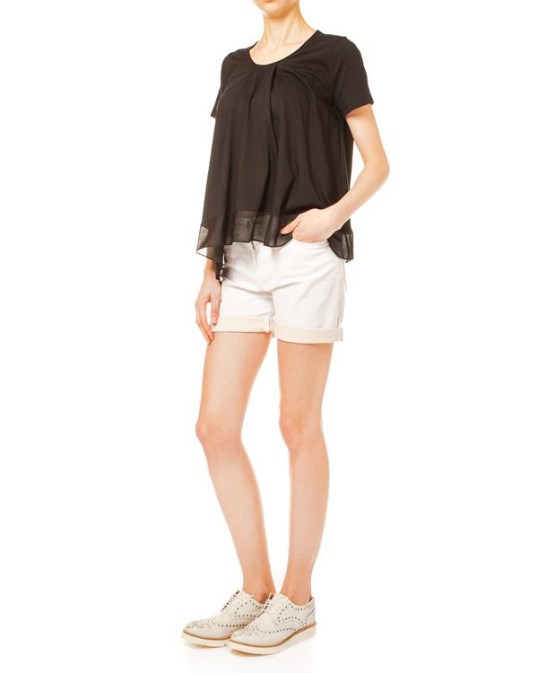 женская шорты Jil Sander, сезон: лето 2014. Купить за 7700 руб. | Фото 3