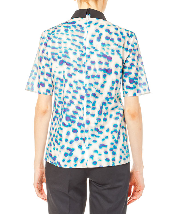 женская рубашка Jil Sander, сезон: лето 2014. Купить за 9500 руб.   Фото $i
