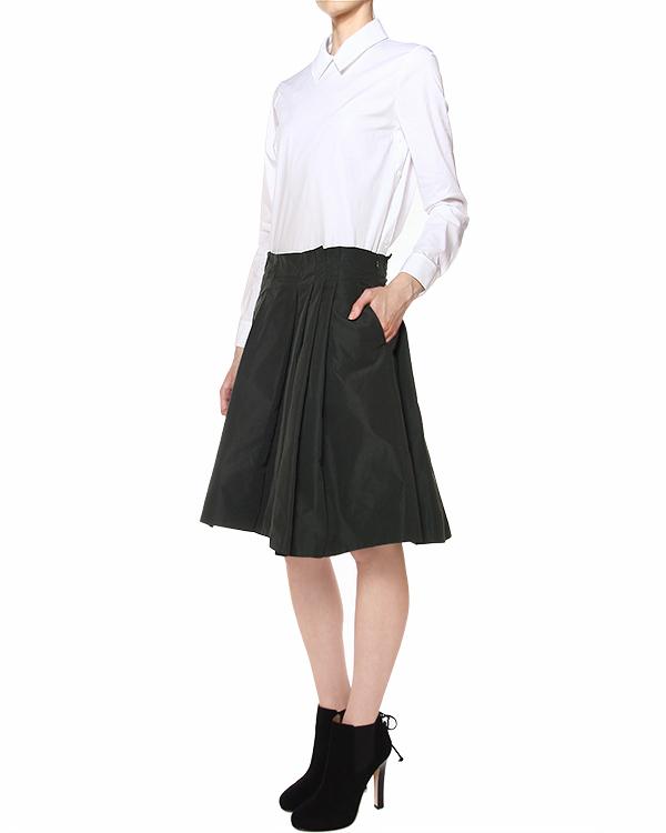 женская юбка Jil Sander, сезон: зима 2014/15. Купить за 18200 руб. | Фото 3