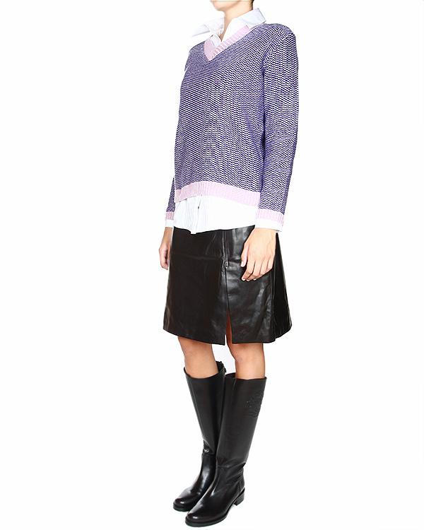 женская юбка Jil Sander, сезон: зима 2014/15. Купить за 22500 руб. | Фото 3