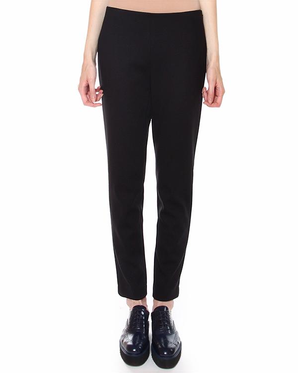 брюки прямого кроя, длиною семь восьмых артикул JDD200A марки Jil Sander купить за 9600 руб.