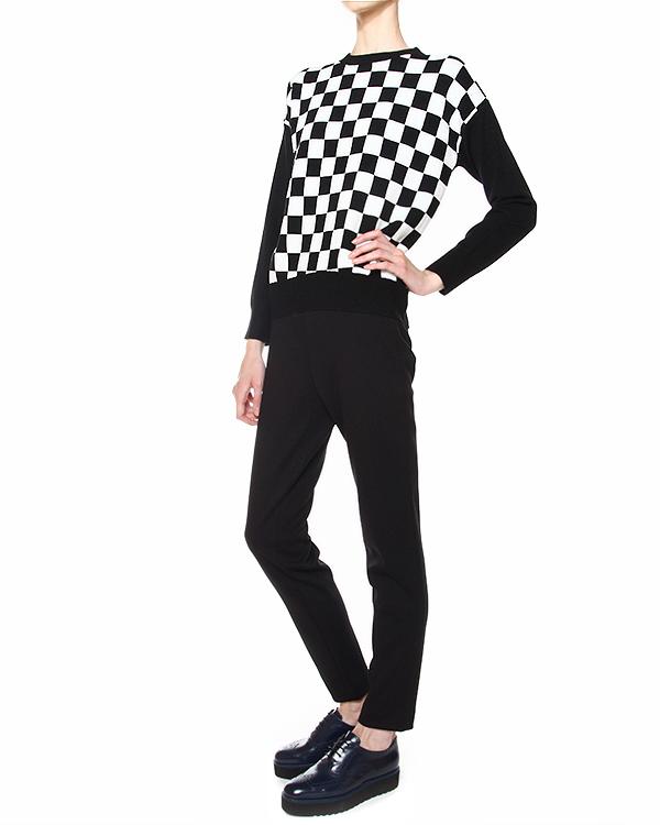женская брюки Jil Sander, сезон: зима 2014/15. Купить за 9600 руб. | Фото 3