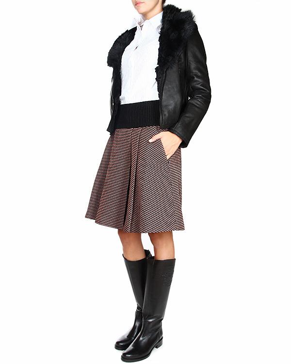 женская рубашка Jil Sander, сезон: зима 2014/15. Купить за 11700 руб. | Фото 3
