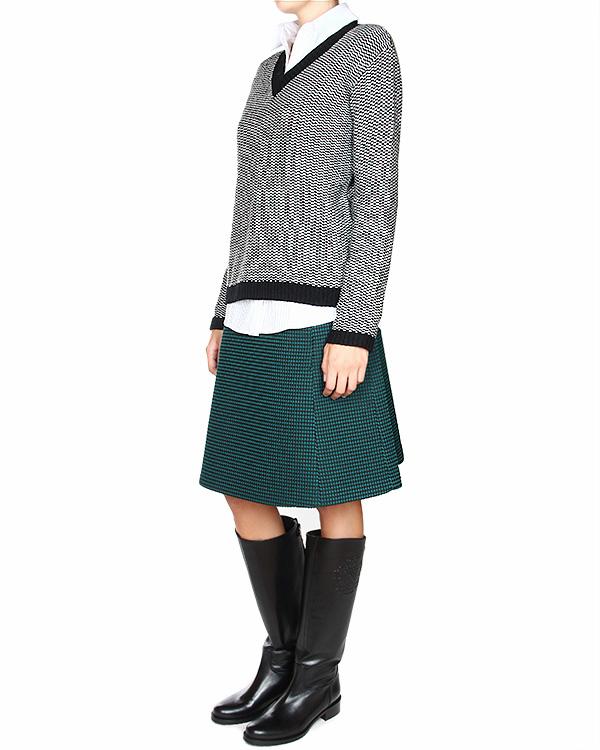 женская пуловер Jil Sander, сезон: зима 2014/15. Купить за 11300 руб. | Фото 3