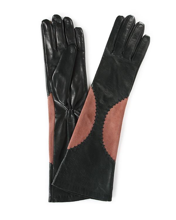аксессуары перчатки Jil Sander, сезон: зима 2014/15. Купить за 9400 руб. | Фото 1
