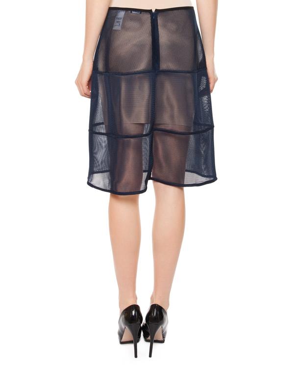 женская юбка Jil Sander, сезон: лето 2015. Купить за 17000 руб. | Фото 2