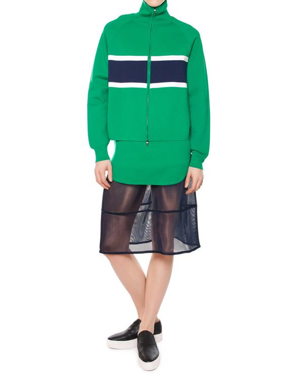 женская юбка Jil Sander, сезон: лето 2015. Купить за 17000 руб. | Фото 3