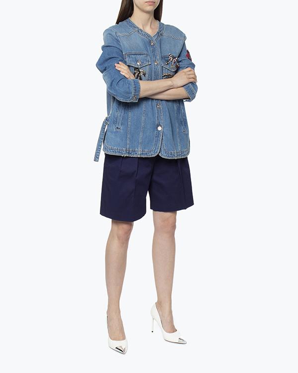 женская шорты Jil Sander, сезон: лето 2015. Купить за 12800 руб. | Фото 2