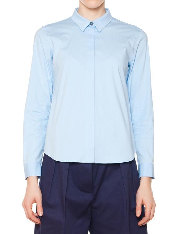 женская рубашка Jil Sander, сезон: лето 2015. Купить за 10300 руб.   Фото 1