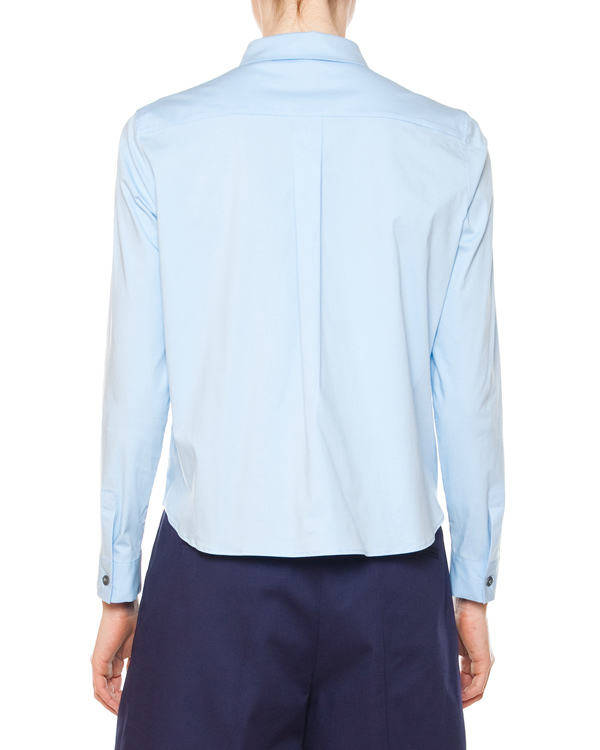 женская рубашка Jil Sander, сезон: лето 2015. Купить за 10300 руб.   Фото 2